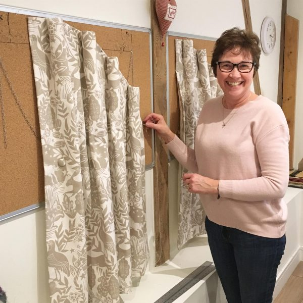 curtain making course