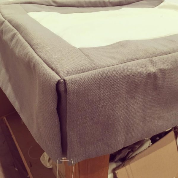 bed dressing course