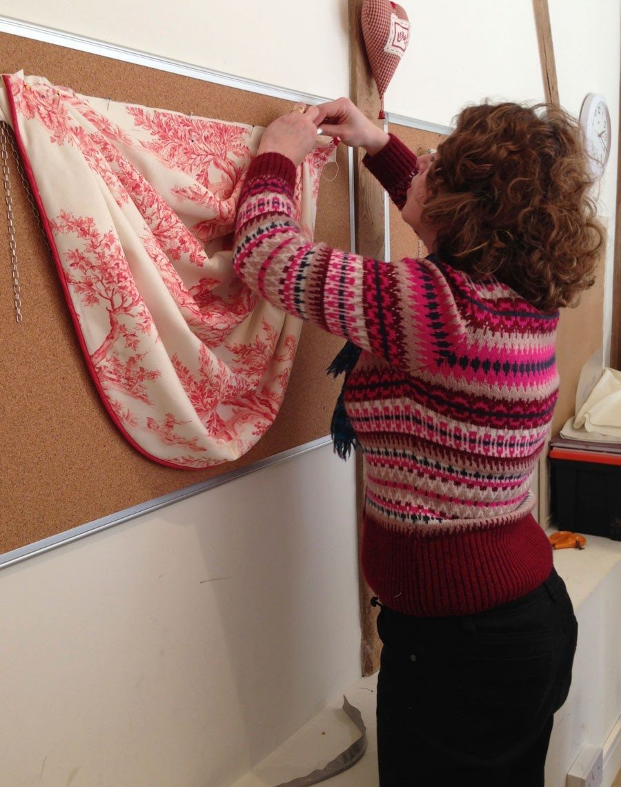 Professional Curtain Making Courses