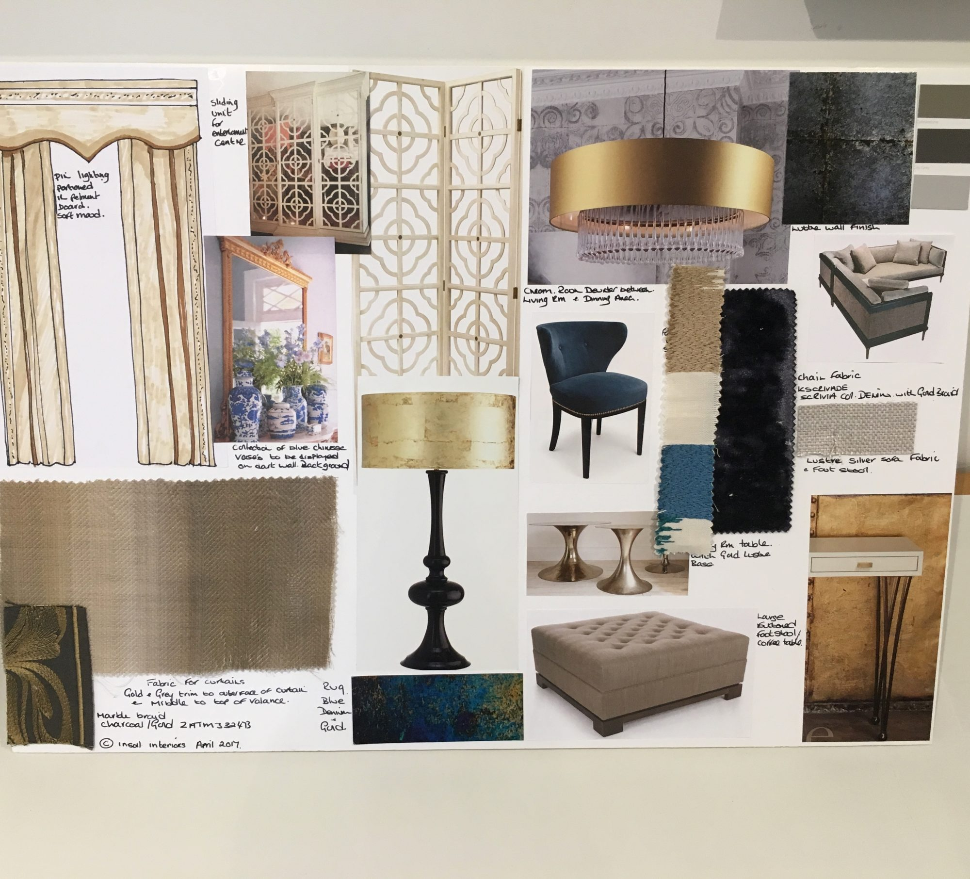Introduction to interior design victoria hammond interiors for Interior decoration designs course