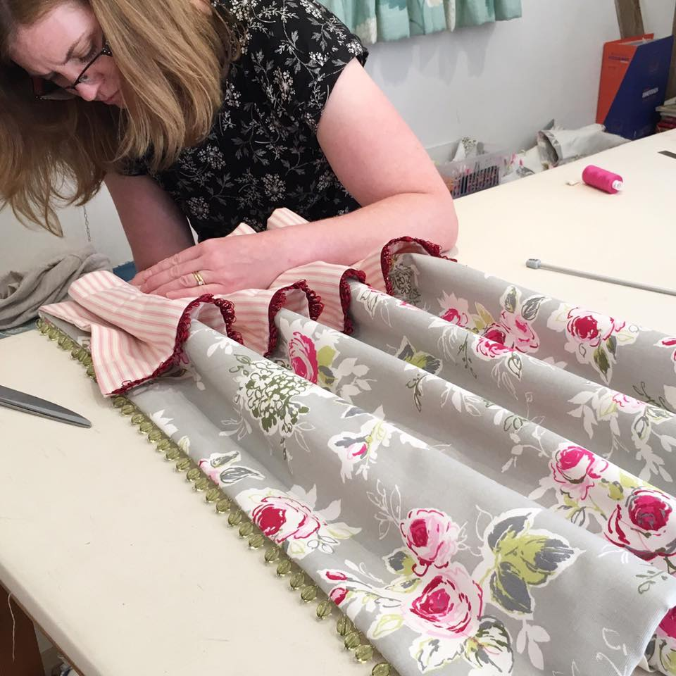 Course Two Professional Curtain Making Amp Soft Furnishings